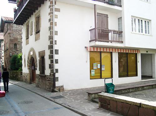 Oficina ANASAPS Dizdira (Santesteban – Doneztebe)