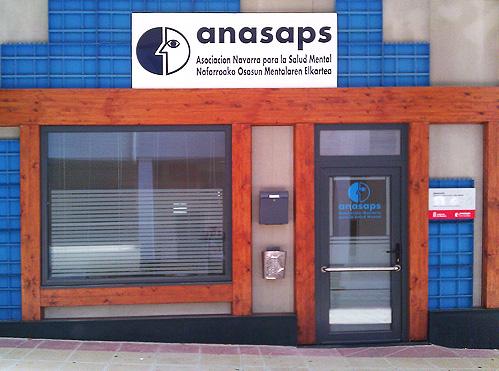Oficina ANASAPS Estella – Lizarra