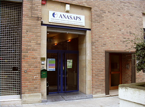 Oficina ANASAPS Pamplona – Iruña